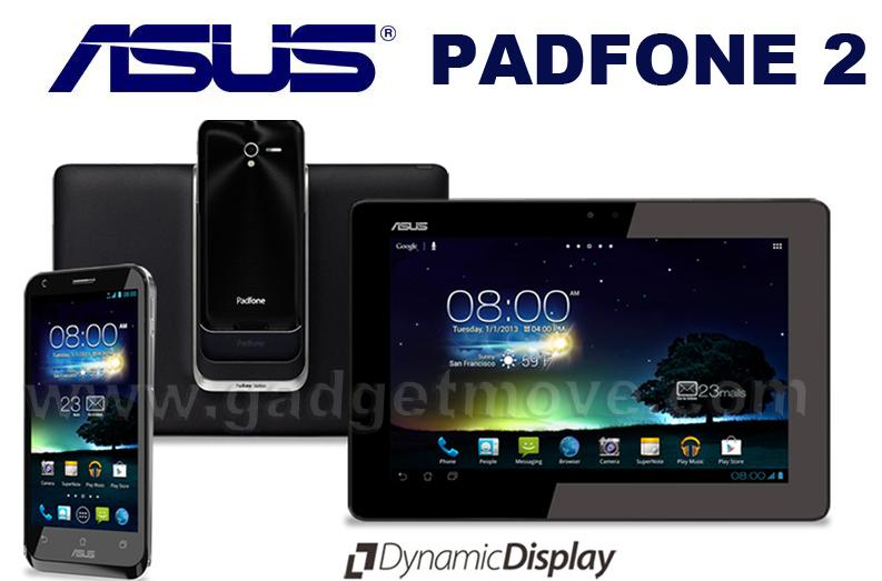 Asus Padfone 2 + Padfone Station Smartphone Padphone 2 Android