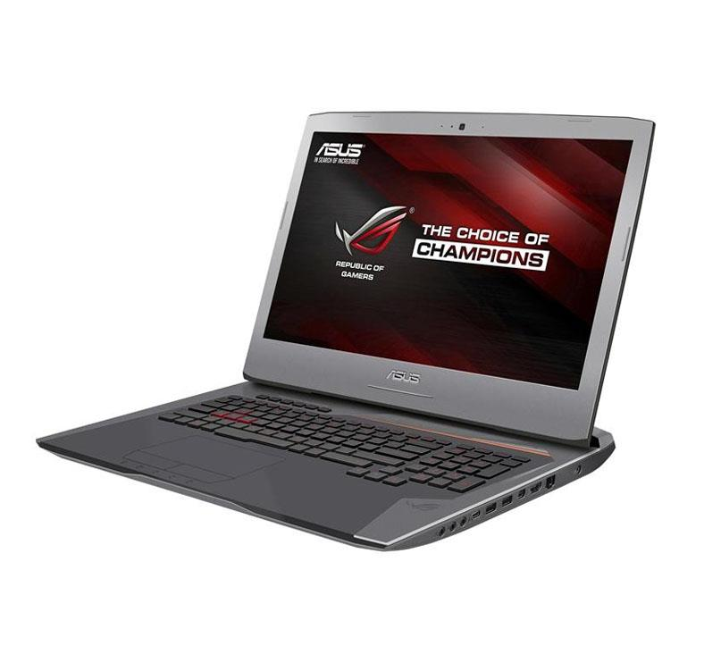 Asus ROG Gaming Series G752VY Notebook (i7-6700HQ,16GB,128GB SSD+1TB)