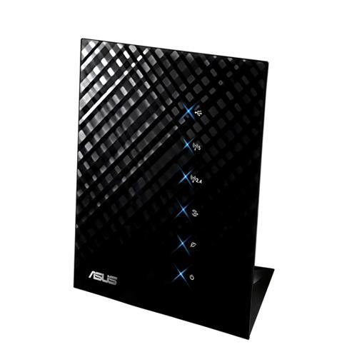 ASUS Router Gigabit WiFi N300MBPS DUAL BAND SIMULTANEOUS (RT-N56U)