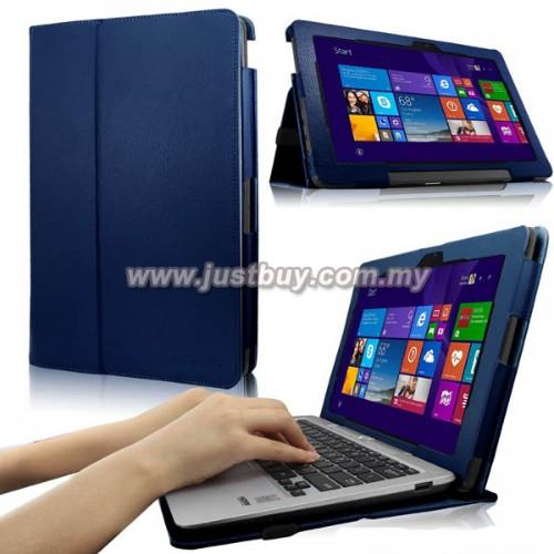 Asus Transformer Book T200TA PU Leather Case - Blue