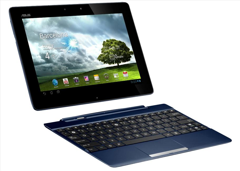 Asus Transformer Quad Core Tablet TF300 16GB with ICS 4.0 Pad