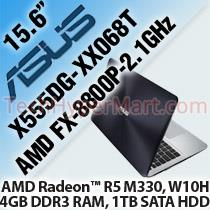 ASUS X555DG-XX068T X-SERIES 15.6' LAPTOP/ NOTEBOOK