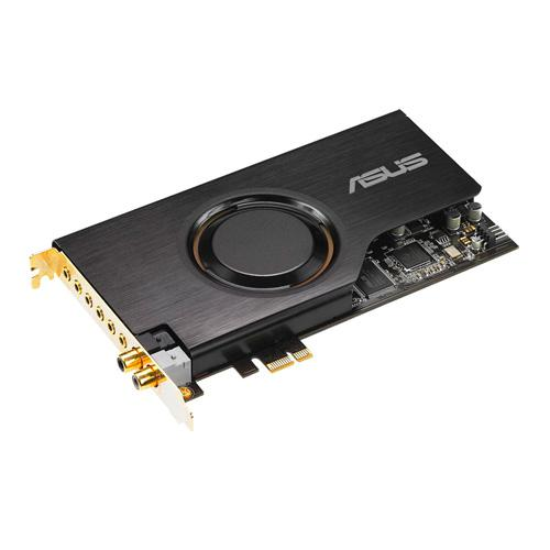 # ASUS Xonar D2X PCI-E Sound-Card #
