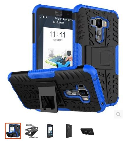 ASUS Zenfone 3 Deluxe ZS550KL ZS570KL Back Case Cover Casing