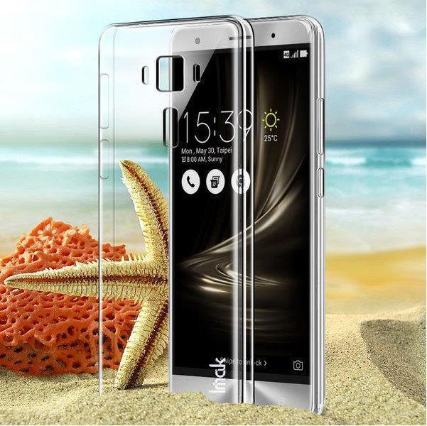 Asus Zenfone 3 ZE520KL ZE552KL IMAK Version 2 Transparent SLIM Case