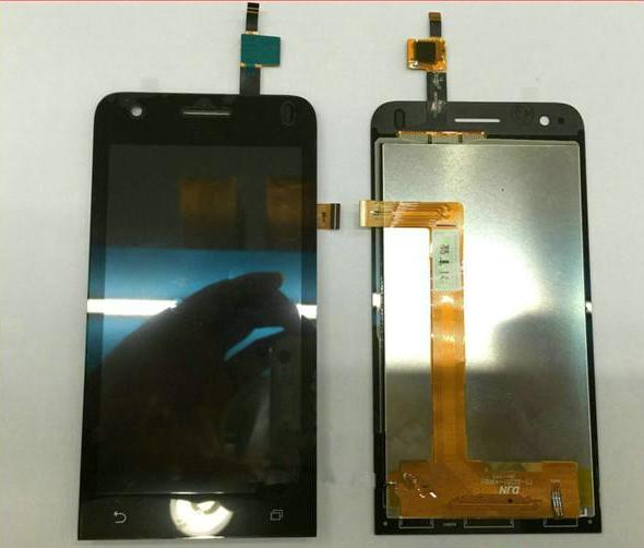 Asus Zenfone C ZC451CG Display Lcd Digitizer Touch Screen