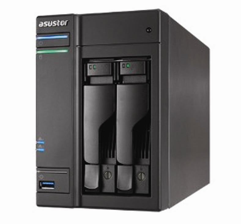 Asustor AS5102T Network Storage