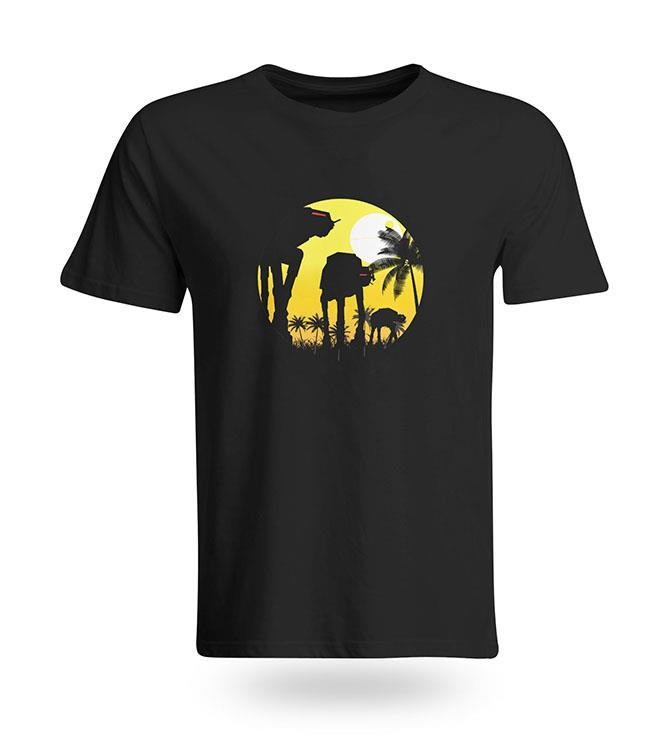 AT-AT Tropical T-Shirt
