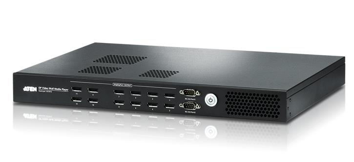 ATEN 12-PORT DP VIDEO WALL MEDIA PLAYER ( VS1912 )