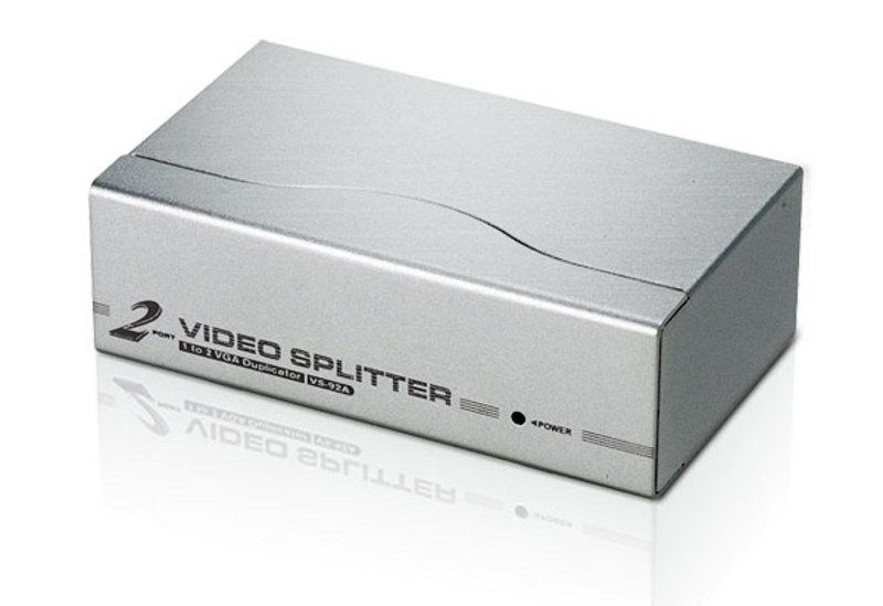 ATEN VGA 1 IN TO 2 OUT VIDEO SPLITTER, VS92A