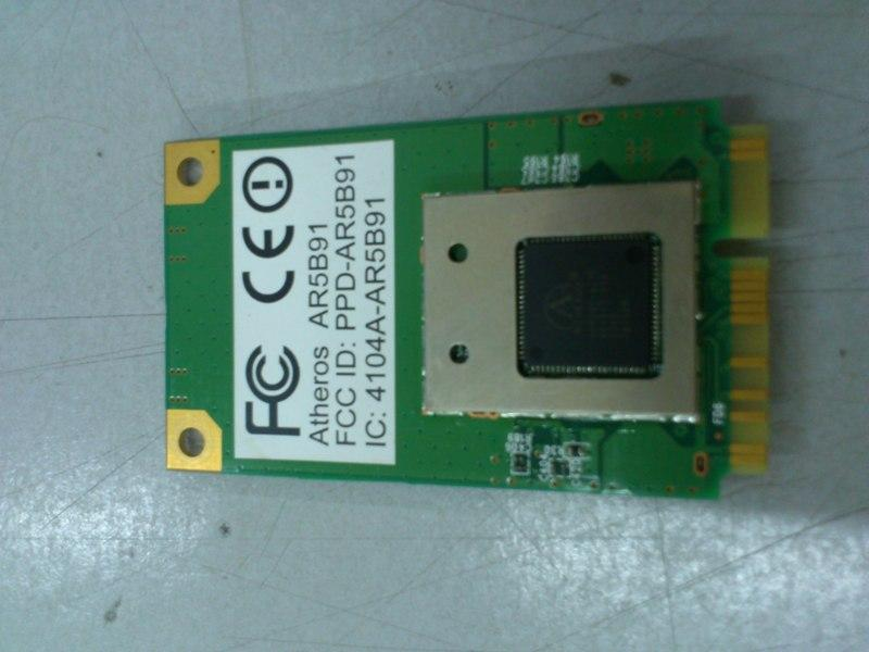 Atheros AR5B91 PCI-E Wireless Card for Notebook Acer 5630 200713