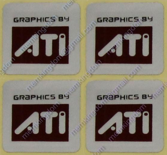 ATI Original Sticker 【RM 5.00 only】