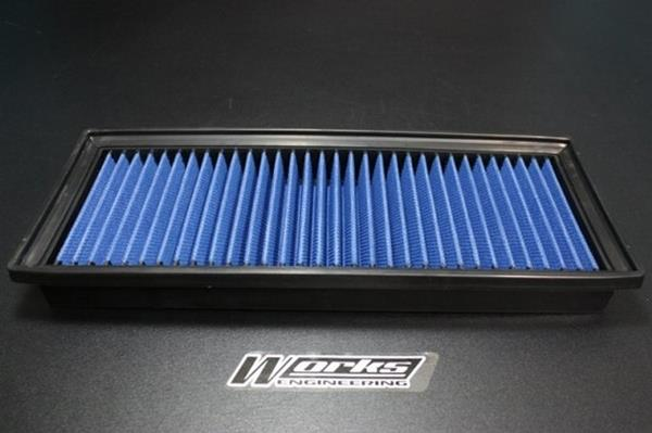 AUDI A4/ A5/ Q5 1.8/ 2.0 L4 2007 - 2010 WORKS ENGINEERING Air Filter