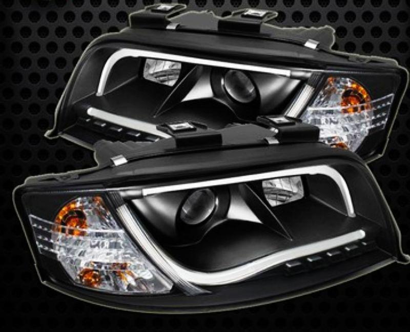 AUDI A6 98/01 5LED Projector Head Lamp Cool Starline DRL R8