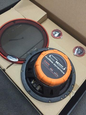 "Audible Dynamics 6.5"" car component system new arrival 👍&#1280.."
