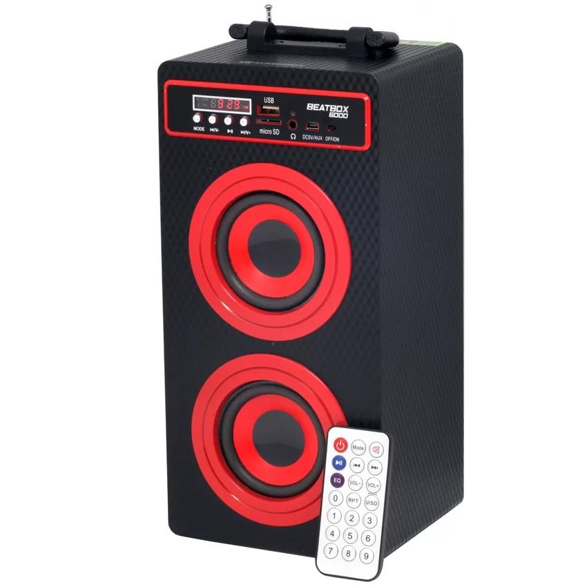 Audiobox Beatbox 6000 Portable Speaker with FM radio