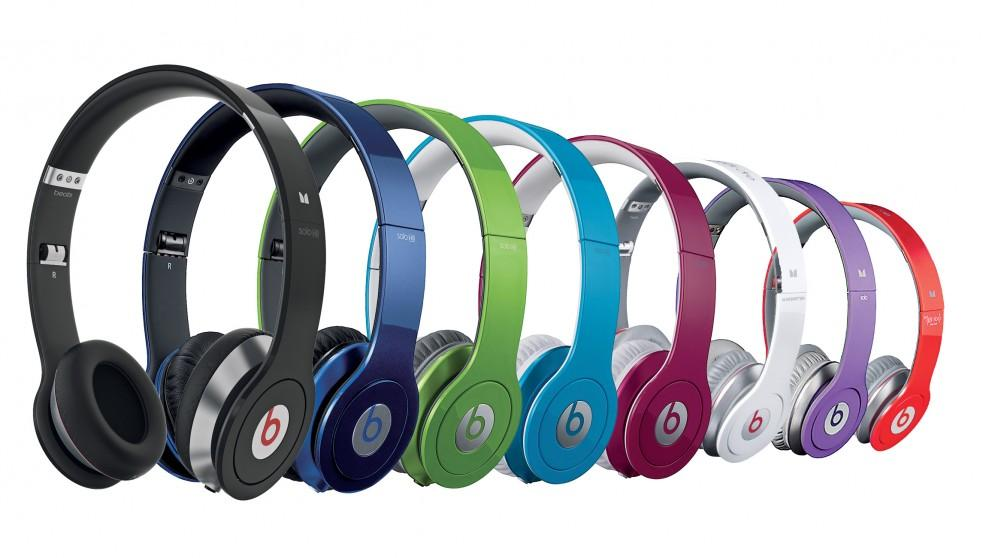 Authentic Beats Solo HD Headphone Choose Your Colour 1 Year Warranty