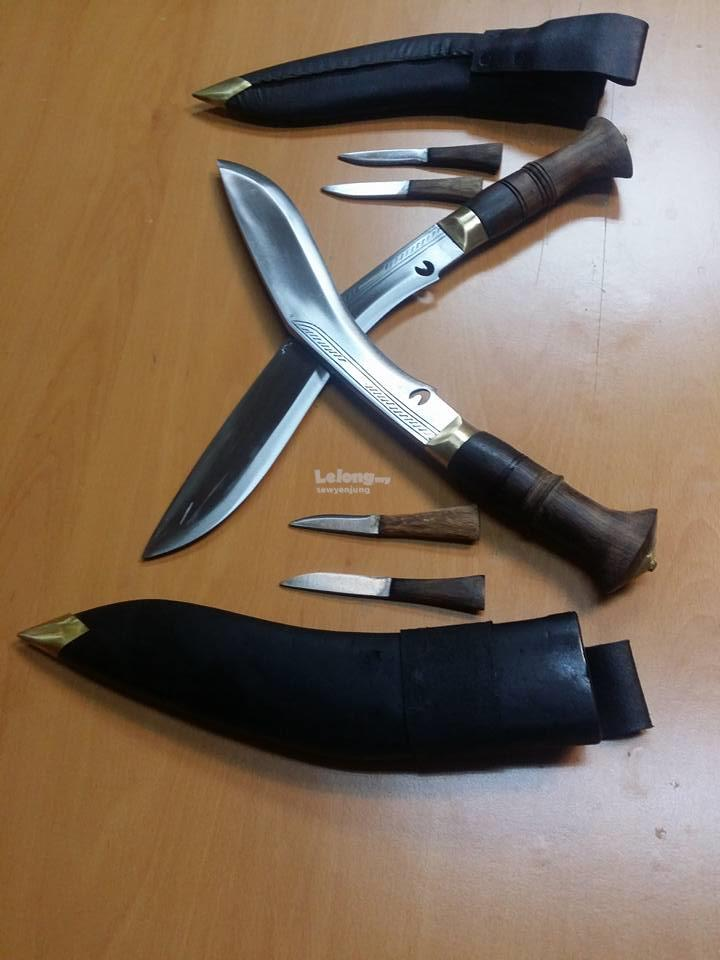 Authentic Nepali Kukri (Gurkha knife) from Nepal