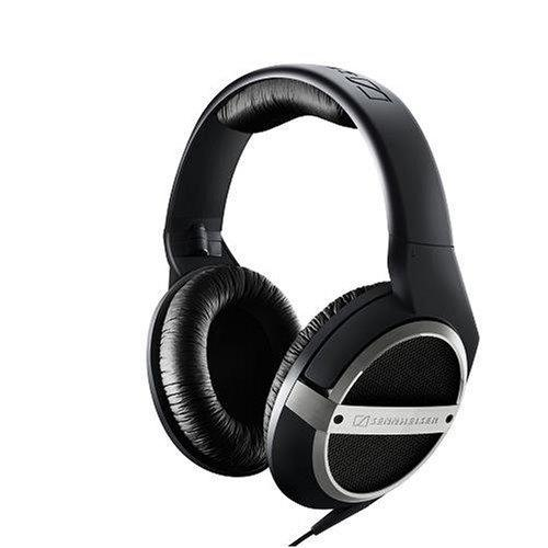 Authentic Sennheiser HD448 Audiophile Headphone Black