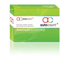 Autocount Software Express Complete (Account + Stock)