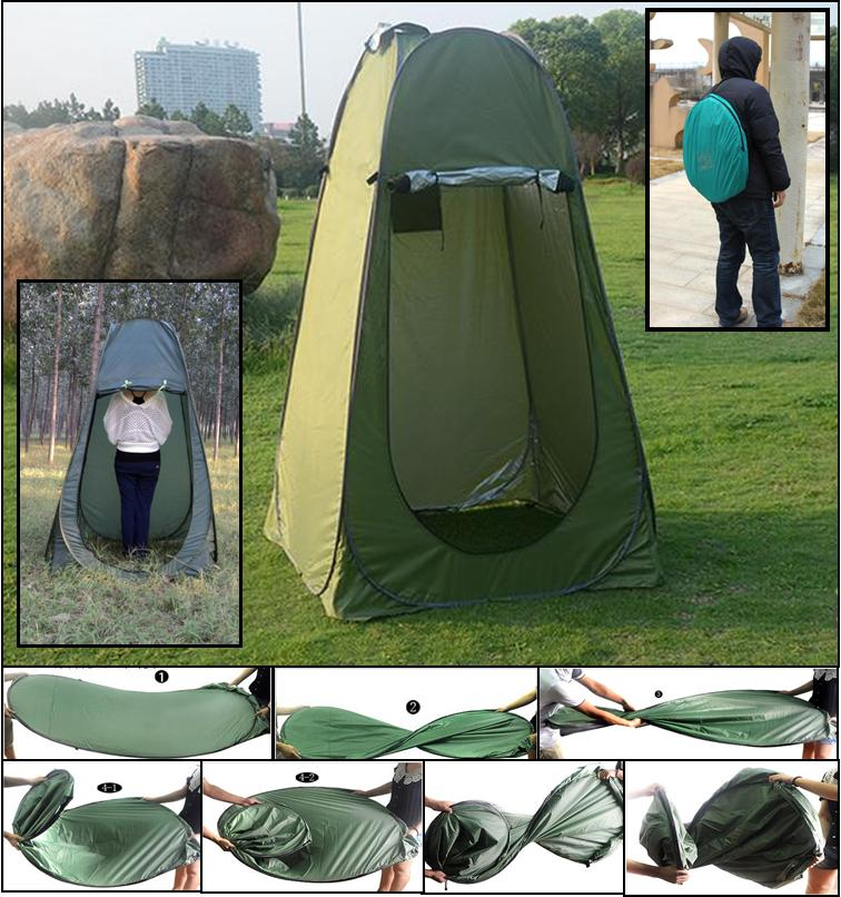 Pop Up Bathroom Tent Thedancingpa Com & Pop Up Bathroom Tent - Thedancingparent.com