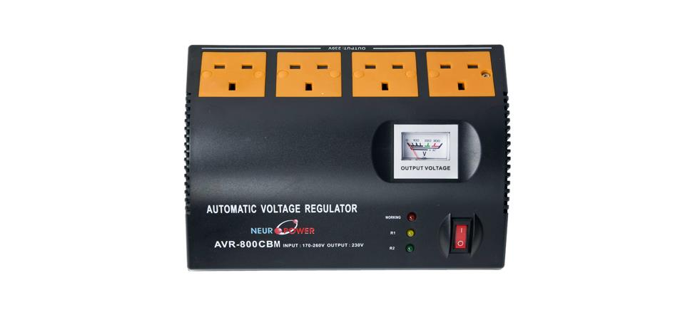 Automatic Voltage Stabiliser 800VA