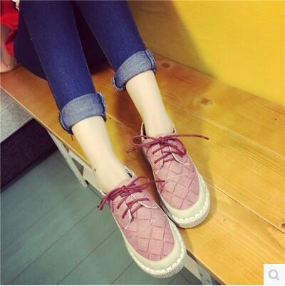 Autumn new arrival Korea version wild-clothing casual shoe