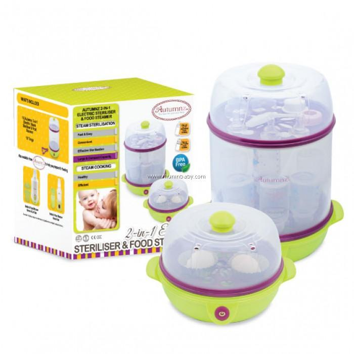 Baby Food Steamer Malaysia