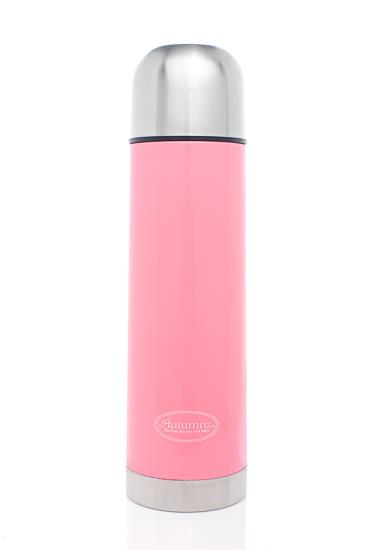 Autumnz Stainless Vacuum Flask 500ML(PINK)