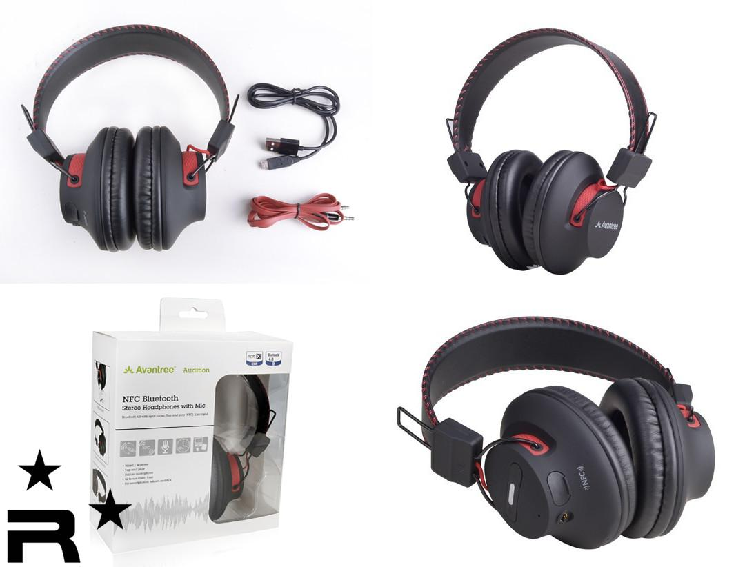 Avantree Bluetooth Wireless Headphone with NFC - Audition - rmtlee