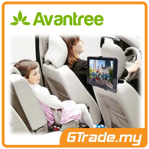 AVANTREE Car Headrest Tablet Holder Apple iPad Air Mini 5 4 3 2 1