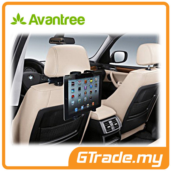 AVANTREE Car Headrest Tablet Holder PAD Apple iPad Air Mini 4 3 2