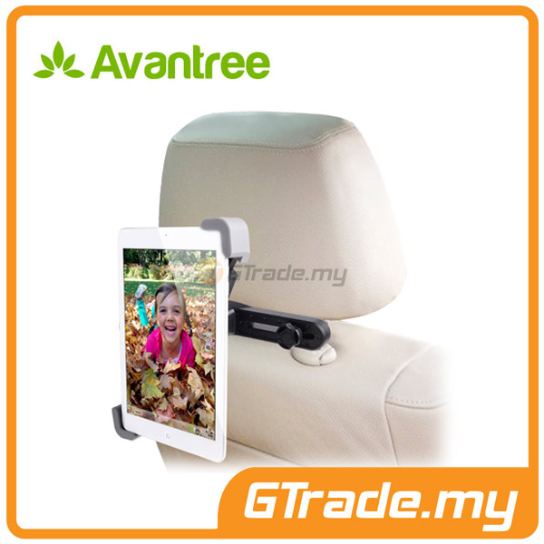 AVANTREE Car Headrest Tablet Holder SPD Apple iPad Air Retina 4 3 2