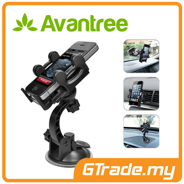 AVANTREE Car Phone Holder 3 in 1 Sony Xperia Z5 Premium Z3 Plus Z2 Z1