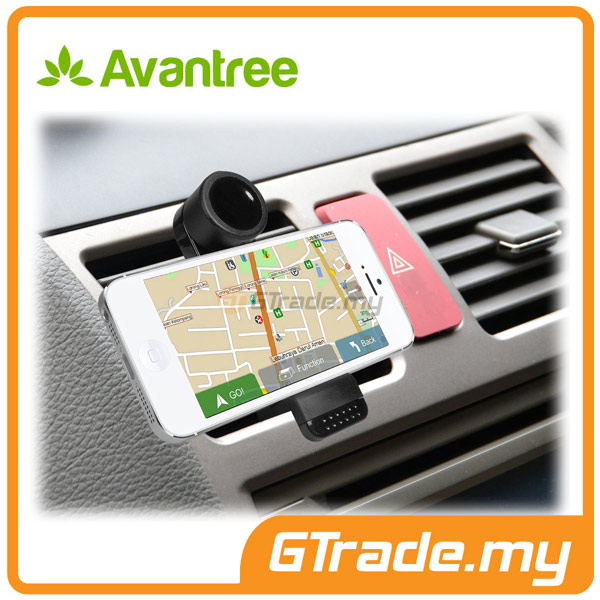 AVANTREE Car Phone Holder Air Vent Sony Xperia Z5 Premium Z3 Plus Z2 Z