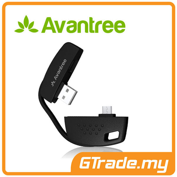 AVANTREE Micro USB Cable Keychain Samsung Galaxy Note 5 4 3 2