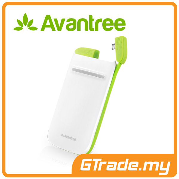 AVANTREE Portable Charger Power bank | Apple iPhone 5S 5C 5 iPad