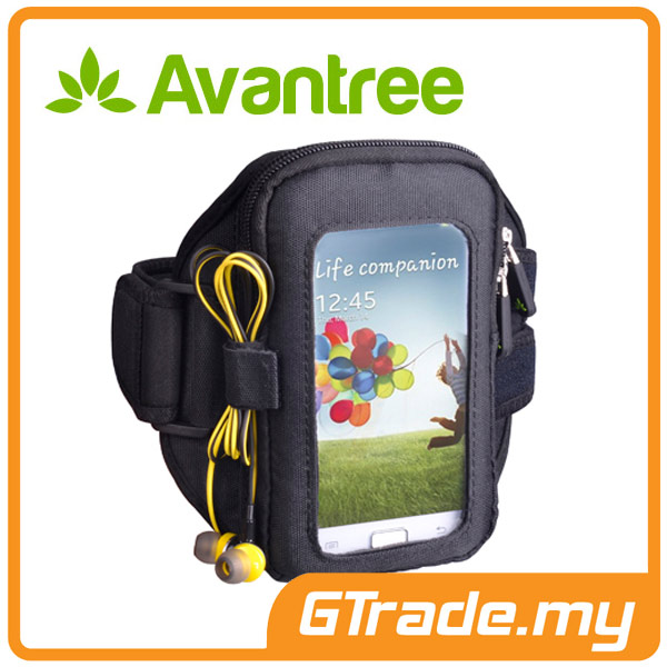 AVANTREE Sports Armband Case Trackpouch Samsung Galaxy Note 6 5 4 3 2