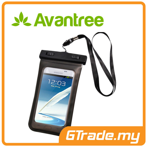 AVANTREE Universal Waterproof Bag Case Samsung Galaxy S7 S6 Edge S5