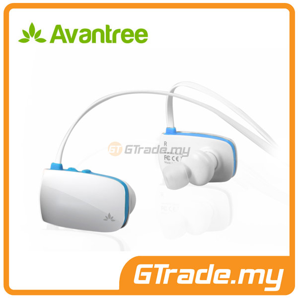 AVANTREE Wireless Bluetooth Headphones Headset Sport SACOOL W.Blue