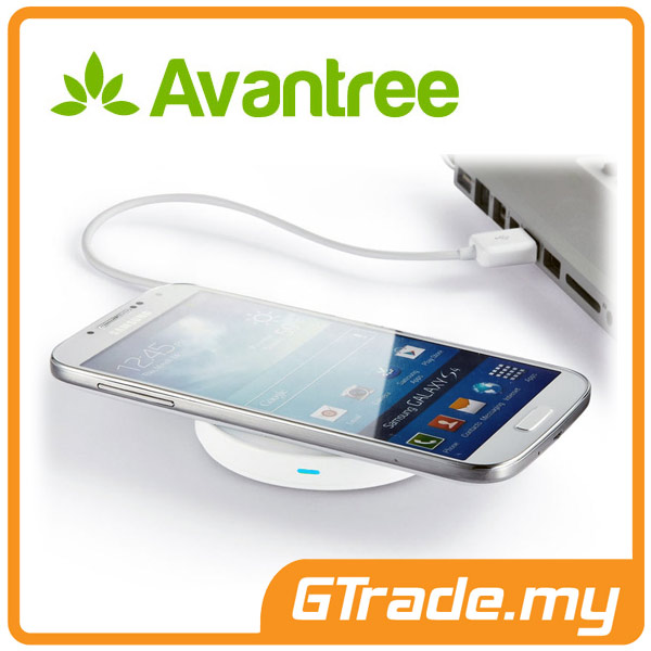 AVANTREE Wireless Charger Pad | Samsung Nokia Sony iPhone LG