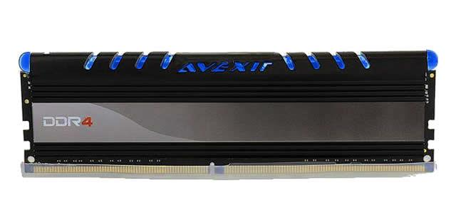 AVEXIR CORE SERIES 16GB DDR4 2400MHZ GAMING RAM AVD4UZ124001616G-1COB