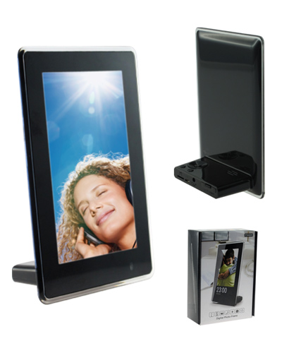 AVF 6' 480X800 DIGITAL PHOTO FRAME (PF6022E) BLK