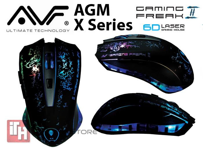 Avf Gaming Mouse