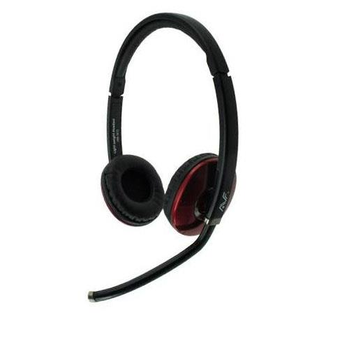 AVF HM1672 Medium Cover Stereo Headphone With Mic