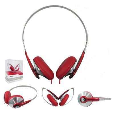 AVF HMS42 Foldable Stereo Headset With Hansfree