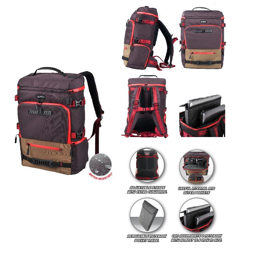 AVF NC1403200 15.6' Notebook Backpack (READY STOCK)