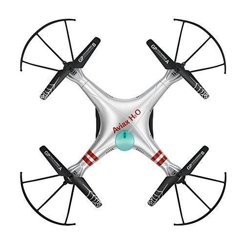 Aviax H2O Waterproof Drone Mode 2.4GHz Quadcopter Kapal Terbang RC