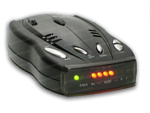 AVOID POLICE SPEED TRAP !! - WHISTLER 948 EURO RADAR LASER DETECTOR