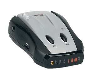 AVOID POLICE SPEED TRAP !! - WHISTLER DE-1733 RADAR LASER DETECTOR